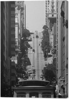 cable car at San Francisco Premium prints