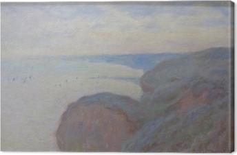 Claude Monet - Steef Cliffs near Dieppe Premium prints