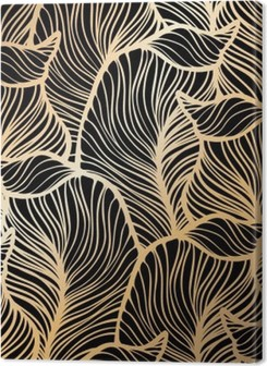 Damask seamless floral pattern. Royal wallpaper. Premium prints
