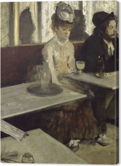 Edgar Degas - Absinthe Premium prints