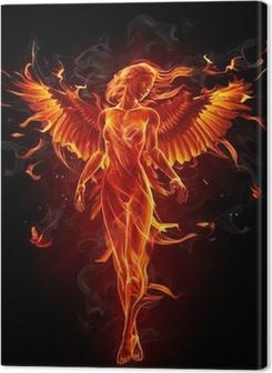 Fiery angel Premium prints