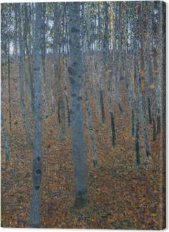 Gustav Klimt - Birch Forest Premium prints