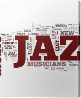 Jazz Music Premium prints