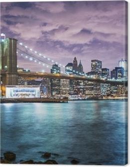New York City lights Premium prints
