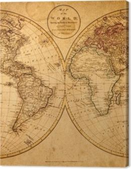 old map 1799 Premium prints
