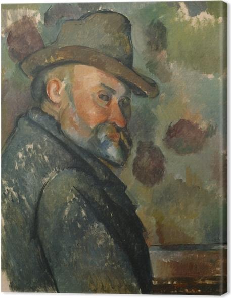 Paul Cézanne - Selfportrait Premium prints - Reproductions