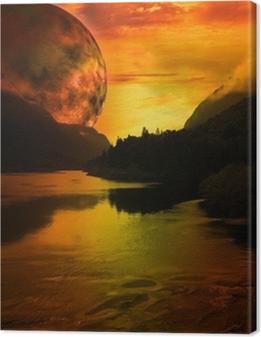 paysage fantastique Premium prints