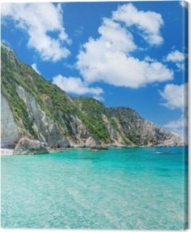 Petani beach, Kefalonia, Greece Premium prints