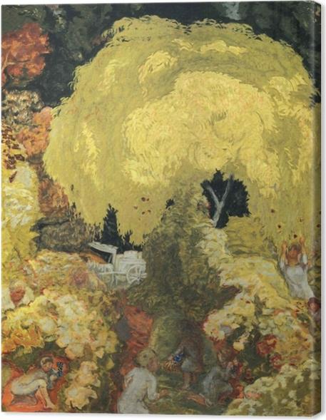 Pierre Bonnard - The Fruit Pickers Premium prints - Reproductions
