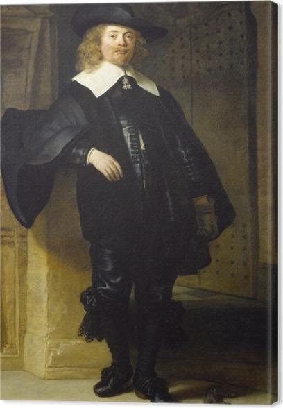 Rembrandt - Portrait of Andries de Graeff Premium prints - Reproductions