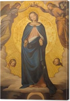 Rome - The Immaculate Conception paint Premium prints