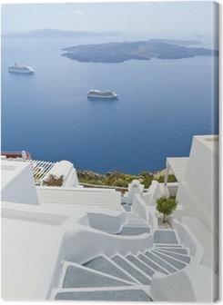 Santorini Premium prints