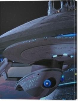 Ship from Star Trek Premium prints