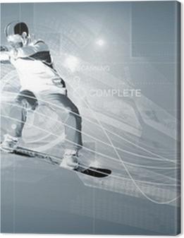 Snowboarding Premium prints