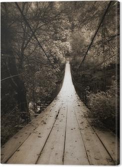 suspension bridge Premium prints