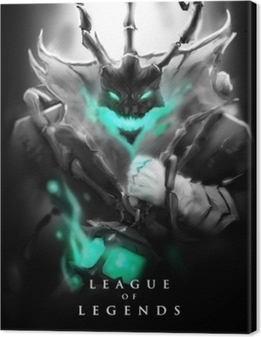 Thresh - League of Legends Premium prints