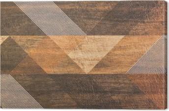 tiles with geometric shapes Premium prints