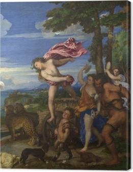 Titian - Bacchus and Ariadne Premium prints