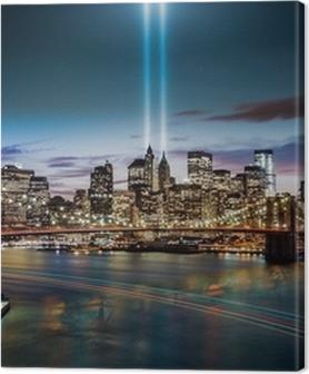 Tribute in Light memorial on September 11, 2014 Premium prints