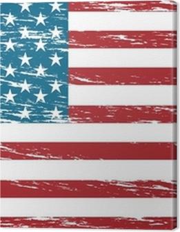 united states flag Premium prints