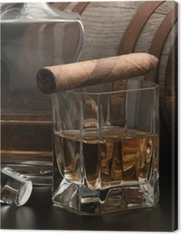 Whisky & Sigaro Premium prints