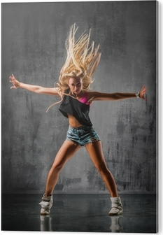 ae2d29cb PVC-Bilde Danseren