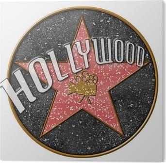Hollywood-tähti PVC-muovituloste