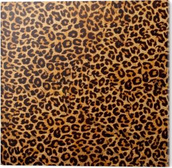 PVC Print Decoratieve luipaard textuur