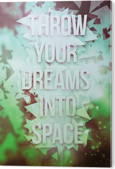 Motivational Poster PVC Print - Motivational posters