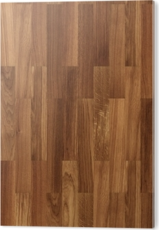Seamless Oak Floor Texture Aluminium Print Dibond