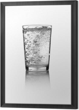 Quadro in Cornice Bicchiere d acqua