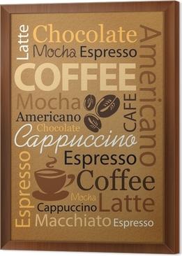 Quadro in Cornice Caffè
