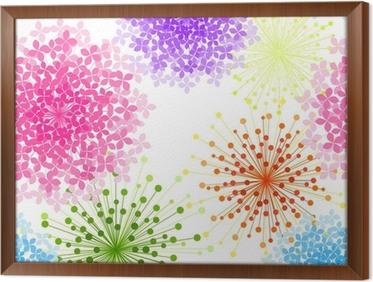 Adesivo Colorful Hydrangea Fiore Senza Sfondo Pixers Viviamo