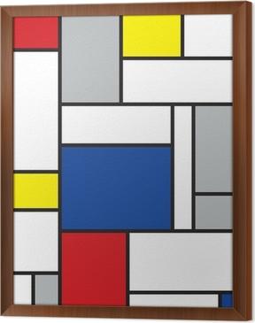 Quadri su tela l architettura contemporanea pixers for Quadri arte contemporanea
