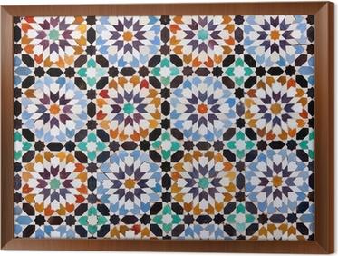 Carta da parati piastrelle marocchine a marrakech u2022 pixers