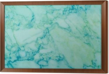 Adesivo Sfondo Di Natura Modello Di Marmo Verde E Blu Pixers
