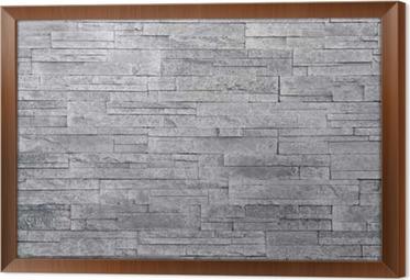 Carta da parati sfondo grigio muro di pietra. piastrelle di pietra