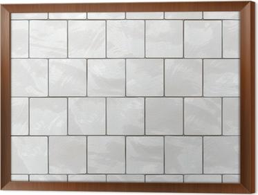 Carta da parati shiny seamless texture piastrelle bianche u2022 pixers