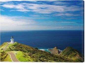 Quadro su Tela Cape Reinga Faro, Nuova Zelanda