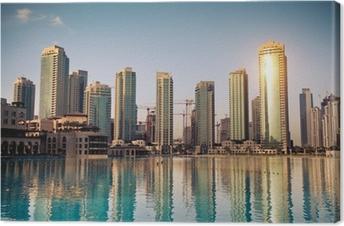 Quadro su Tela Città di Dubai