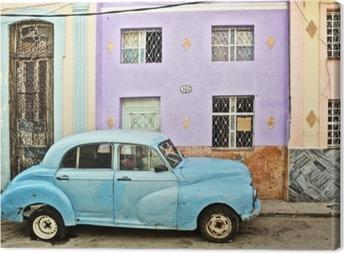 Quadro su Tela Cuba, La Habana, suddivisi Vintage Car