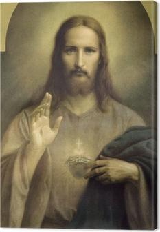 Risultati immagini per immagini vintage del Cuore Misericordioso di Gesù