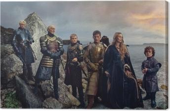 Quadro su Tela Game of Thrones