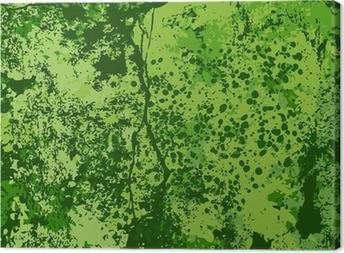 Quadri Su Tela Sfondo Verde Pixers Viviamo Per Il Cambiamento