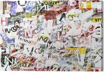 Quadro su Tela Grunge Textured Background