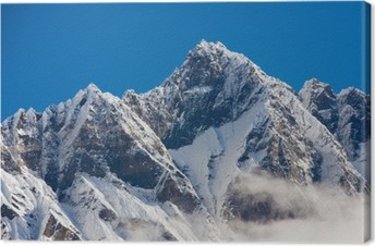 Quadro su Tela Himalaya montagne