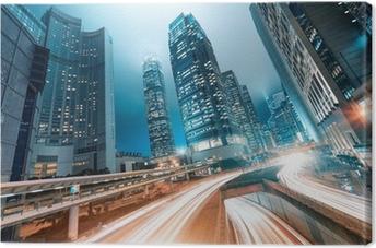 Quadro su Tela Hong-Kong