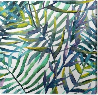 Quadro su Tela Lascia modello astratto sfondo sfondo acquerello