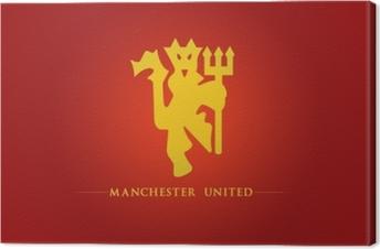 Quadro su Tela Manchester United