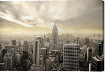 Quadro su Tela Manhattan